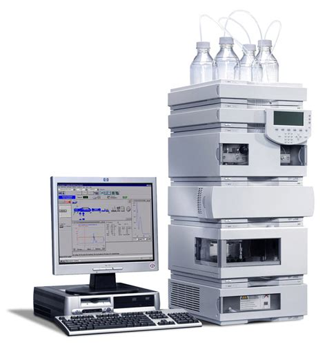 Agilent GC, HPLC, refurbished, analytical laboratory.