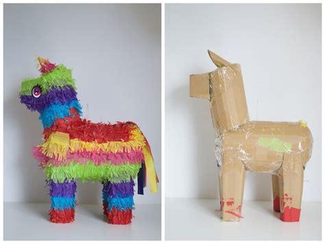diy unicorn pinata      donkey   fixed