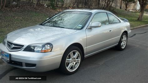 2003 acura cl type s coupe 2 door 3 2l