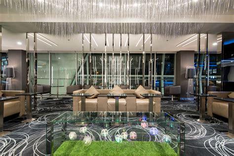 Eva Air Lounge (bangkok Suvarnabhumi