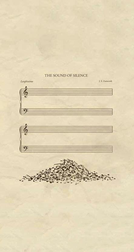 sound  silenceuna visione infranta  art