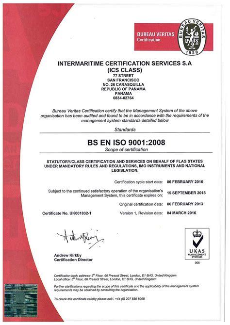 bureau vertias bureau veritas certification