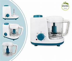 Appareil à Vapeur : leogreen cuiseur vapeur et mixeur pour b b appareil ~ Edinachiropracticcenter.com Idées de Décoration