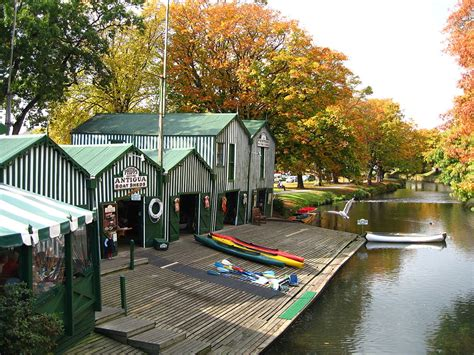 the shed river avon river canterbury