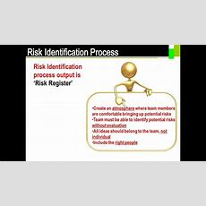 How To Identify Risk? Youtube