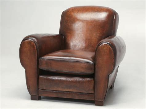 antique club chairs vintage deco club chair for leather club 1262