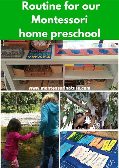 routine for our montessori home preschool montessori 192 | 74fc40e89697bddb1239b08149146a5d