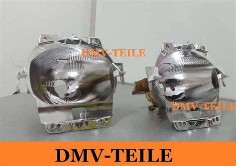 bmw e46 xenon scheinwerfer 2 bmw e46 xenon scheinwerfer reflektoren passend f 252 r zkw