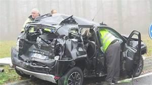 Dacia Saint Quentin : loches deux voitures prises en tau entre deux camions ~ Gottalentnigeria.com Avis de Voitures