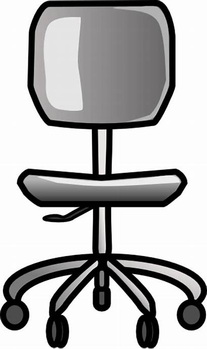 Clipart Office Furniture Desk Chair Cliparts Clip