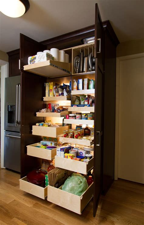 kitchen pantry shelving ideas decor units