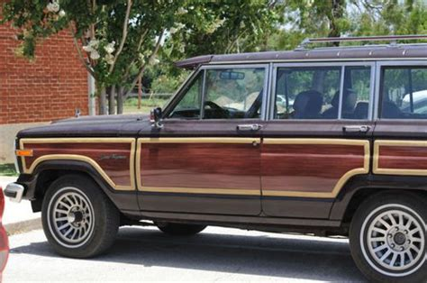sell   jeep grand wagoneer base sport utility