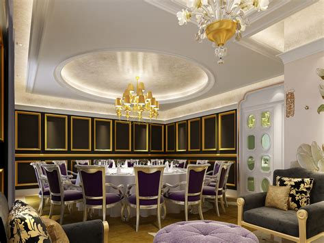 Luxury Dining Room Pictures