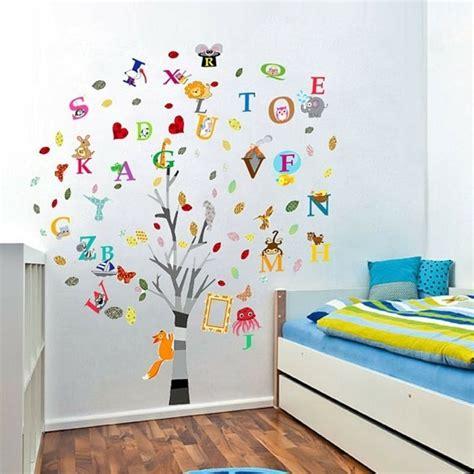 Wandtattoos Fürs Kinderzimmer by Wandtattoo F 252 R Kinderzimmer 73 Ideen Archzine Net