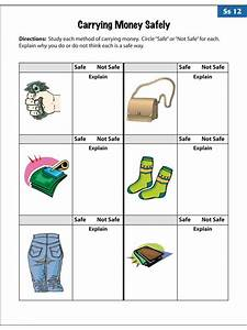amusing empowered by them life skills worksheets related ...