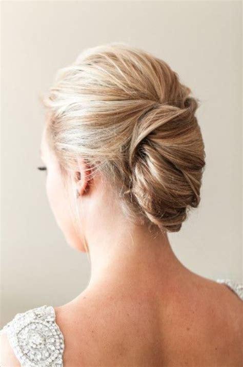 elegant french twist updos   inspired weddingomania
