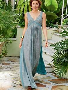 Boho Kleid Hochzeitsgast : sommerlich festliche kleider ~ Yasmunasinghe.com Haus und Dekorationen