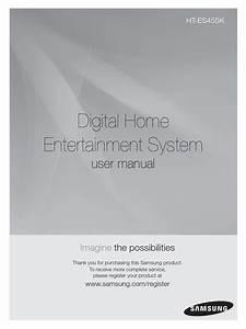Samsung Ht Es455k Eng 0307