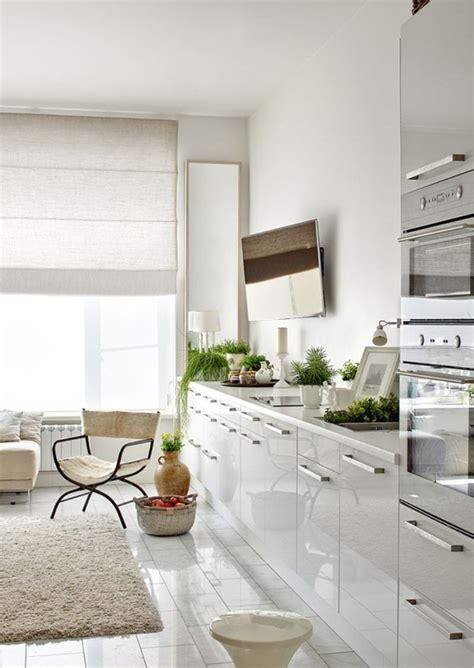 dosseret cuisine кухня без верхних шкафов 6 идей хранения 5 планировок