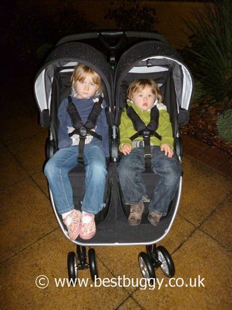 britax  agile double review  buggy