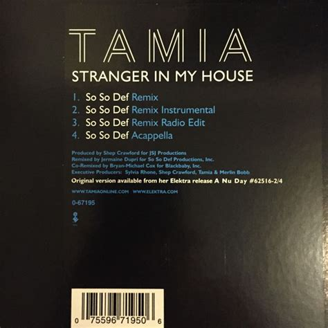 Tamia In My House by Tamia In My House Records Lps Vinyl And Cds