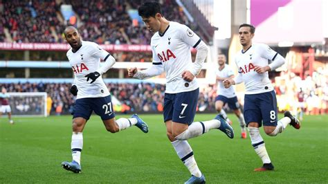 Enjoy the match between tottenham hotspur and aston villa, taking place at england on may 19th tottenham hotspur match today. Aston Villa vs. Tottenham Hotspur - Football Match Report ...
