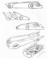 Batmobile Nes44nes Batman Timm sketch template