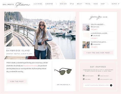 best blogs 150 best lifestyle blogs for creative inspiration