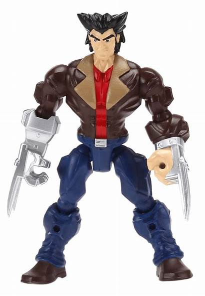 Marvel Mashers Superhero Hero Super Hasbro Marvelousnews