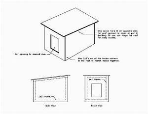 basic dog house plans lovely simple dog house plans With simple dog house plans