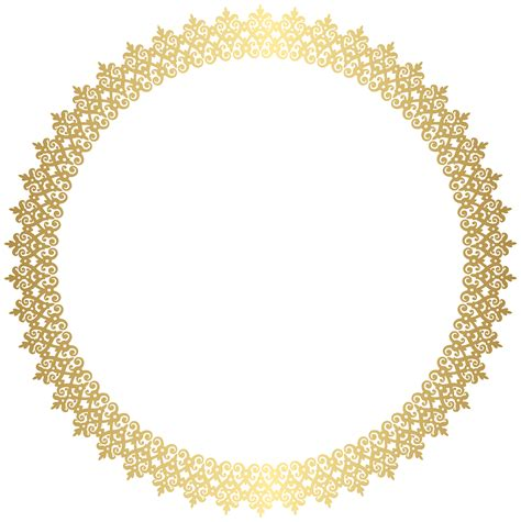 decorative frame border png clipart gallery