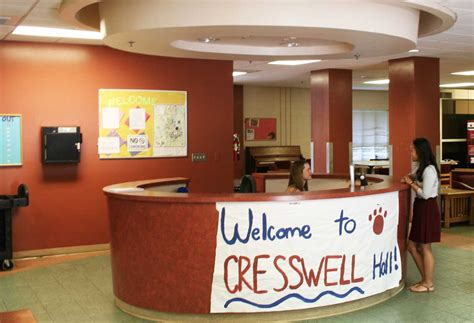 cresswell hall state  home department  housing