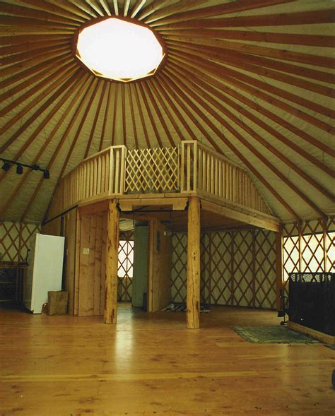 overhead shower lofty ideas pacific yurts