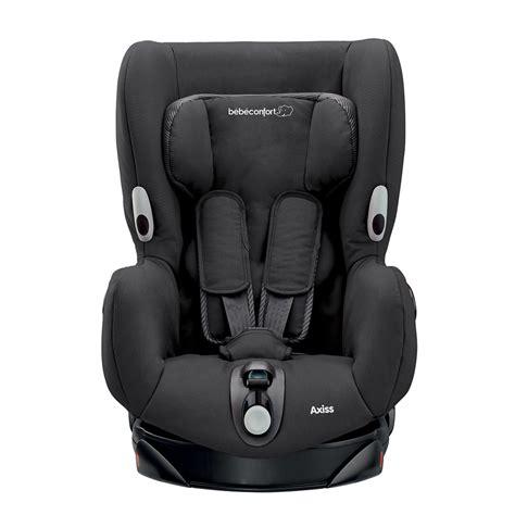 siege auto axis siège auto groupe 1 axiss black de bebe confort chez