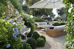 pea gravel patio garden ideas pinterest