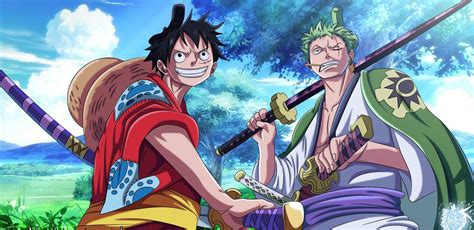 zoro wano wallpapers wallpaper cave
