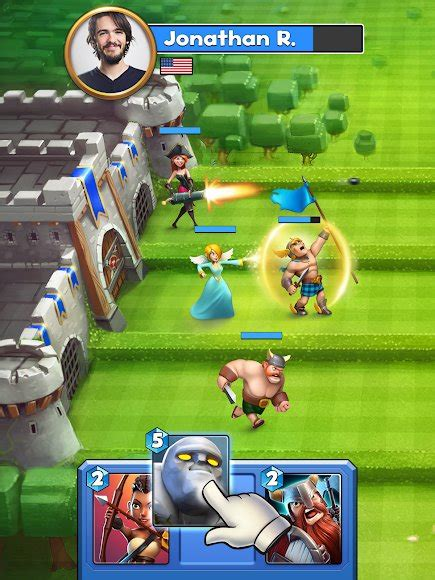 crush castle card games strategy pc play clash android game apps mac windows install money gameplay collect dragon