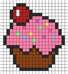 Minecraft Food Pixel Art Templatesfunpedal.com | funpedal ...
