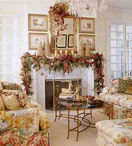 33 christmas decorations ideas bringing the christmas for Christmas design for living room