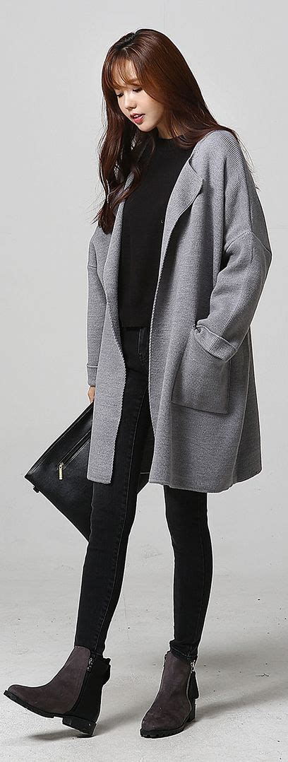 Best 25+ Korean fashion winter ideas on Pinterest | Korean fashion fall Long socks outfit and ...