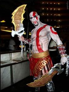 kratos cosplay - Google Search | amazing costumes ...