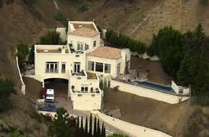 Britney Spears House Hollywood Hills CA