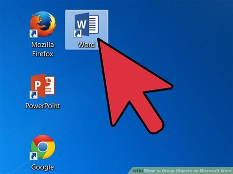 word microsoft objects document