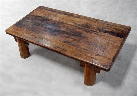 Amazing Reclaimed Wood Coffee Tables Photos  Gmm Home