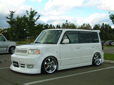 yuu  scion xb specs  modification info
