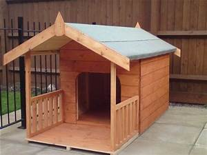 Diy dog houses dog house plans aussiedoodle and for Fancy dog kennels for sale