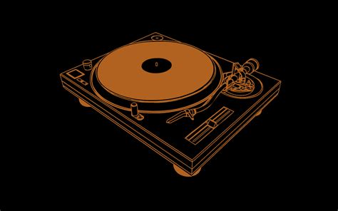 Turntable Wallpapers Group (71