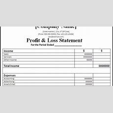 The Crime And Passion Blog Profit And Loss Statements For Independent Publishers