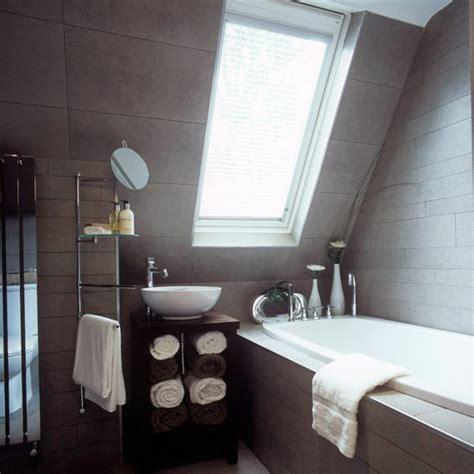 attic bathroom ideas sanctuary attic bathroom attic bathrooms housetohome co uk