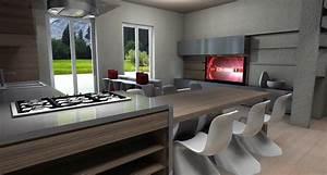 Progetto Arredo 3d  Modellazione 3d E Rendering Interni